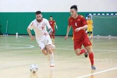 'Hoà Lebanon nằm trong kế hoạch của futsal Việt Nam'