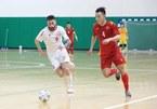 Trực tiếp futsal Việt Nam vs Lebanon: Chiến vì vé World Cup