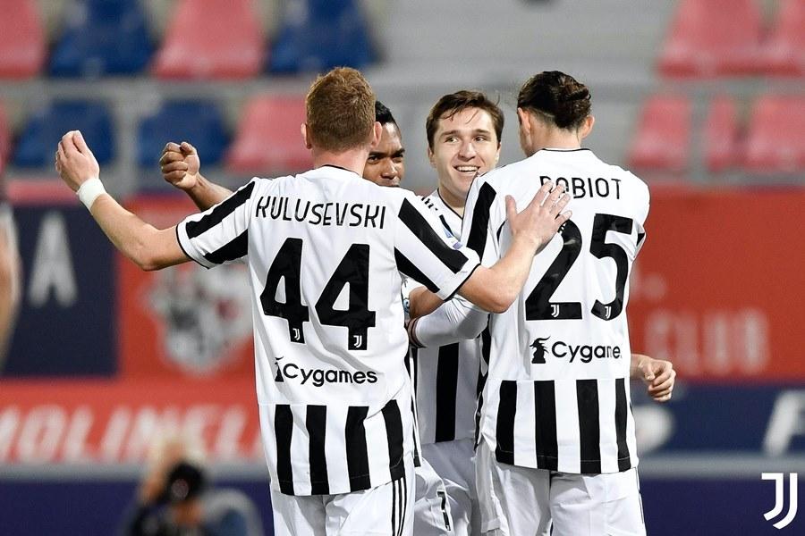 Xem lại bóng đá Bologna vs Juventus, Serie A – 24/5/2021