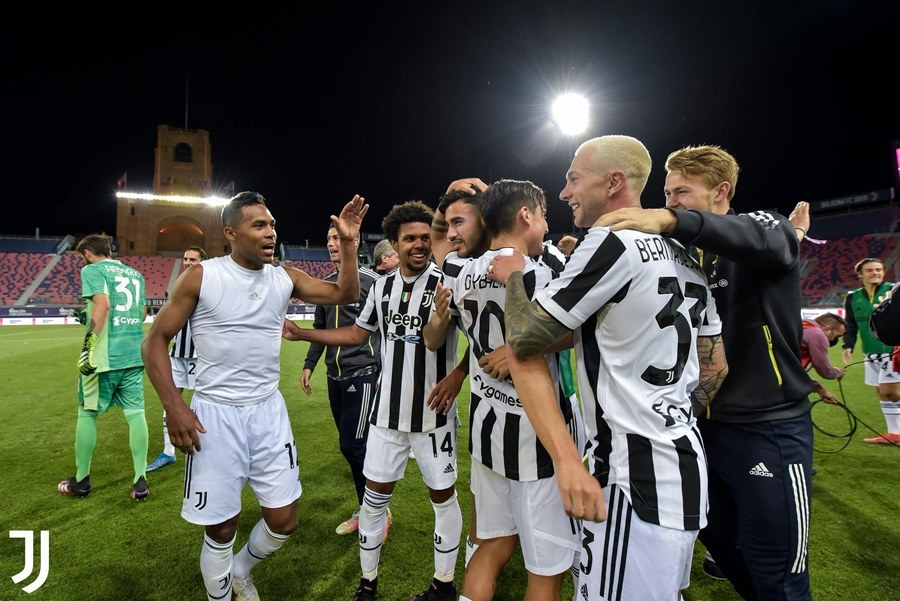 Thắng '4 sao', Juventus đoạt vé dự Champions League