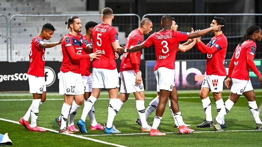 Mbappe ghi bàn, PSG vẫn cay đắng nhìn Lille ẵm cúp Ligue 1