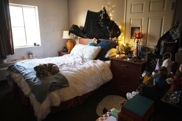 Những người Mỹ định cư ở khách sạn vì không đủ tiền thuê nhà