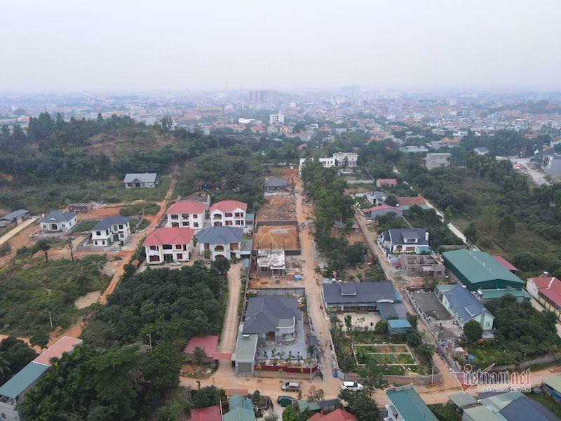 Phó Thủ tướng giao Vĩnh Phúc xử lý dứt điểm việc xây biệt thự trên đất rừng