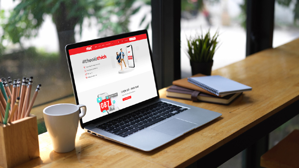 Thêm nhiều tiện tích trên website mới của Mạng di động iTel