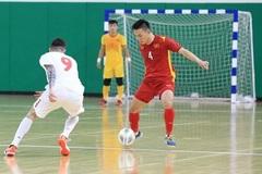 Vietnam 0 – 0 Lebanon at FIFA Futsal World Cup Asian Play-off tie