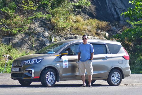 Chủ xe Suzuki Ertiga kể chuyện 'cày' gần 100.000km