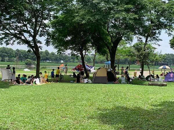 Hanoians need more public spaces