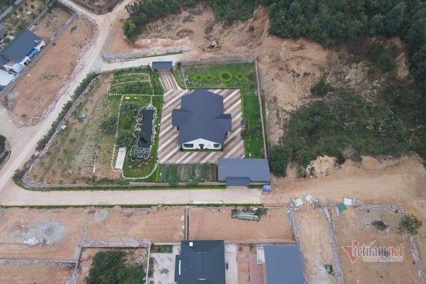 Vĩnh Phúc họp khẩn tháo dỡ 72 công trình vi phạm trên đất rừng