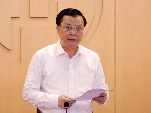 Ông Đinh Tiến Dũng: Không có chuyện giãn cách Hà Nội