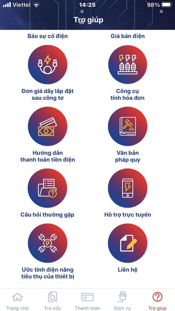 Đã có ứng dụng kiểm soát chỉ số điện tiêu thụ ở Hà Nội