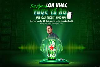 "Heineken® x Top DJs present Vietnamese with exclusive ""Music in a can"" experience"