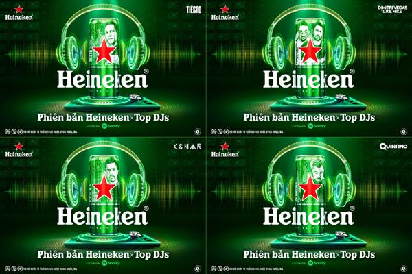 Heineken,EDM,DJ