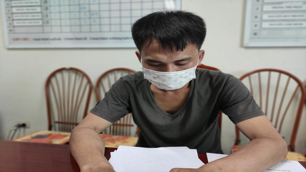 Bắc Giang tạm giữ đối tượng lừa đảo kêu gọi ủng hộ tiền