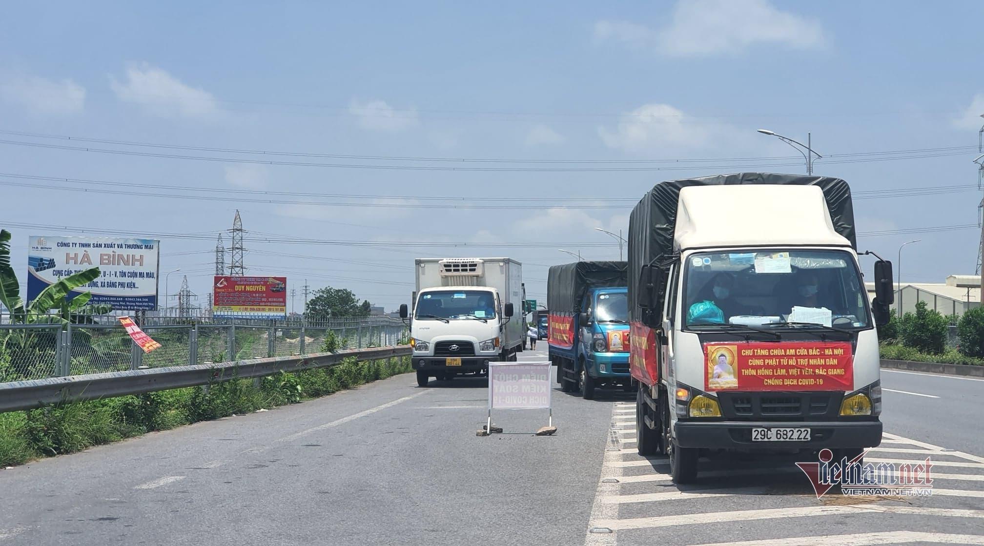 Bắc Giang sẽ chi 310 tỷ hỗ trợ 6 vạn công nhân đang thất nghiệp ở tâm dịch