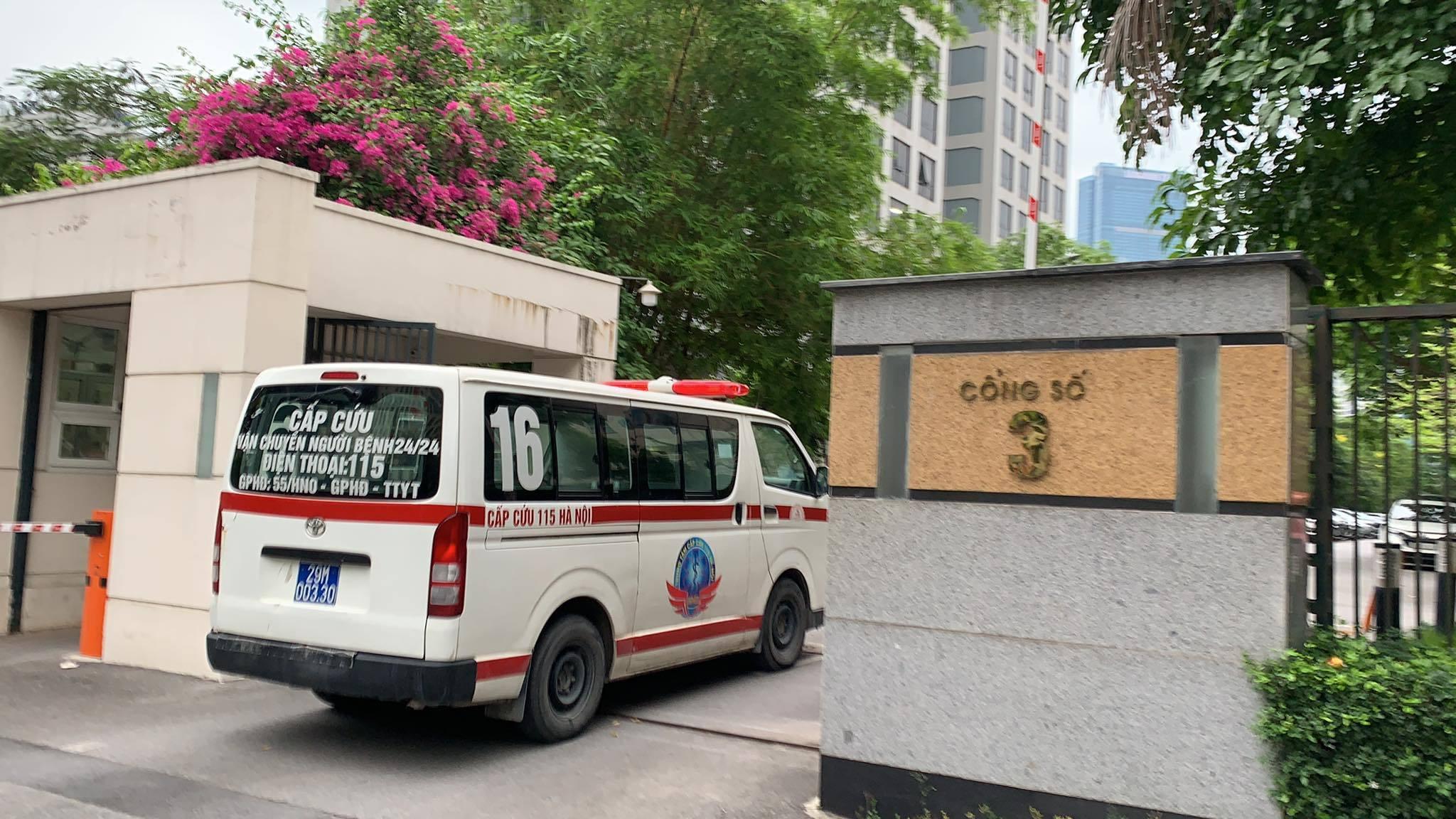 Một cán bộ nghi nhiễm Covid-19, Bộ TN&MT tạm thời tự phong toả trụ sở