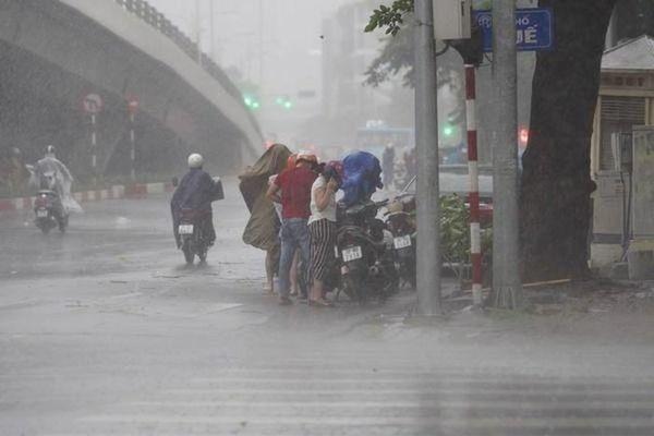 Dự báo thời tiết 25/5, nhiều nơi trên cả nước có mưa giông