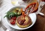 Cách làm bít tết đậu hũ với sốt nấm