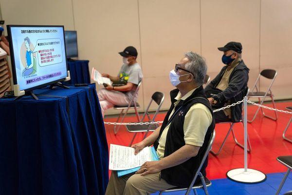 Nhật Bản đẩy mạnh tiêm vắc-xin ngừa Covid-19 trước thềm Olympic