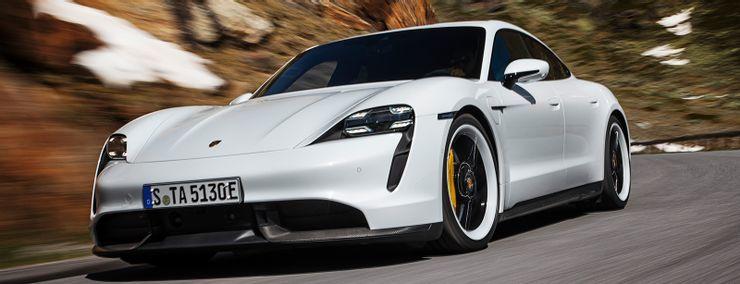 10 mẫu xe điện hạng sang tốt nhất năm 2021
