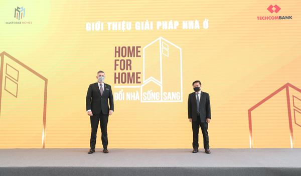 Giải pháp 'nhà đổi nhà' và chiến lược của Masterise Homes