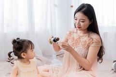 Giảm ho, sổ mũi cho trẻ với siro từ dược liệu sạch