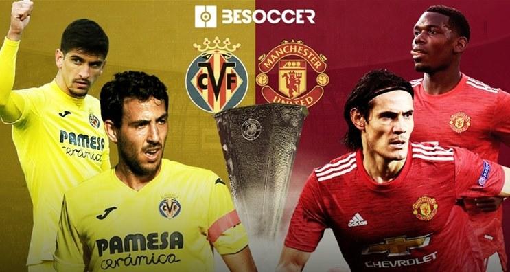 Xem trực tiếp MU vs Villarreal, chung kết Europa League ở đâu?