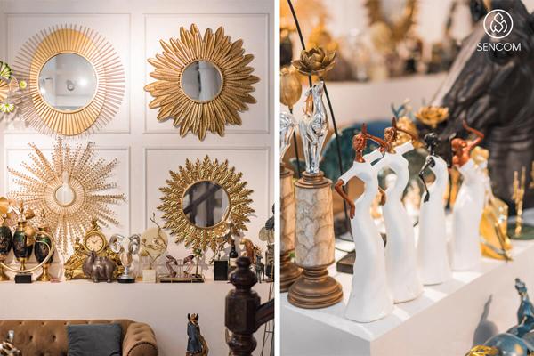 Sencom - điểm hẹn cho người đam mê decor, trang trí nội thất