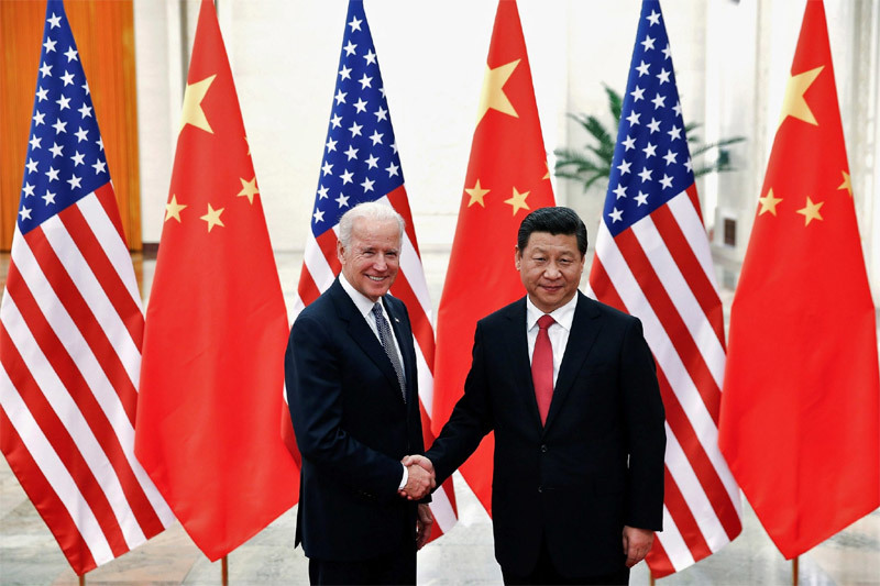 Thương chiến Mỹ - Trung vẫn tiếp tục thời Tổng thống Biden?