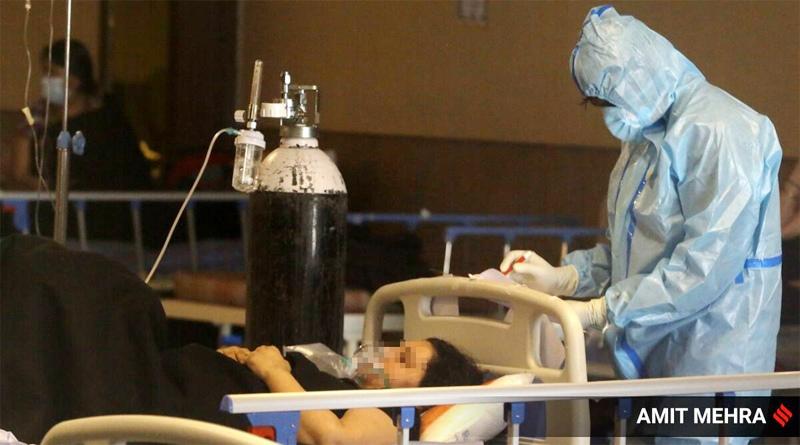 Hàng nghìn bệnh nhân Covid-19 ở Ấn Độ phải cắt bỏ mắt
