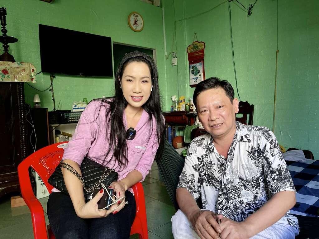 NSƯT Linh Phước từng suy sụp sau phẫu thuật cưa chân