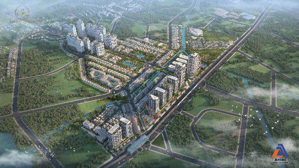 Anlac Group - kiến tạo không gian sống lý tưởng phía tây Hà Nội