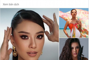 Kim Duyen to vie for Miss Universe 2021 crown