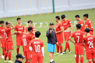 Coach Park announces squad for World Cup qualifiers
