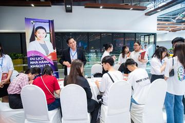 Nova College đảm bảo việc làm cho sinh viên nhóm ngành du lịch, nhà hàng, khách sạn