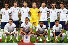 Danh sách đội tuyển Anh dự EURO 2020
