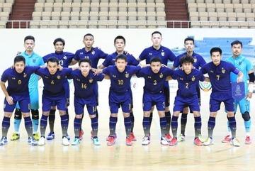 Vùi dập Iraq, Futsal Thái Lan đoạt vé dự World Cup Futsal 2021