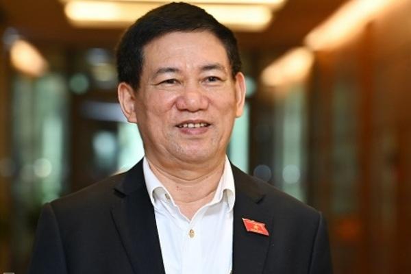 Bộ trưởng Tài chính Hồ Đức Phớc kiêm thêm chức mới