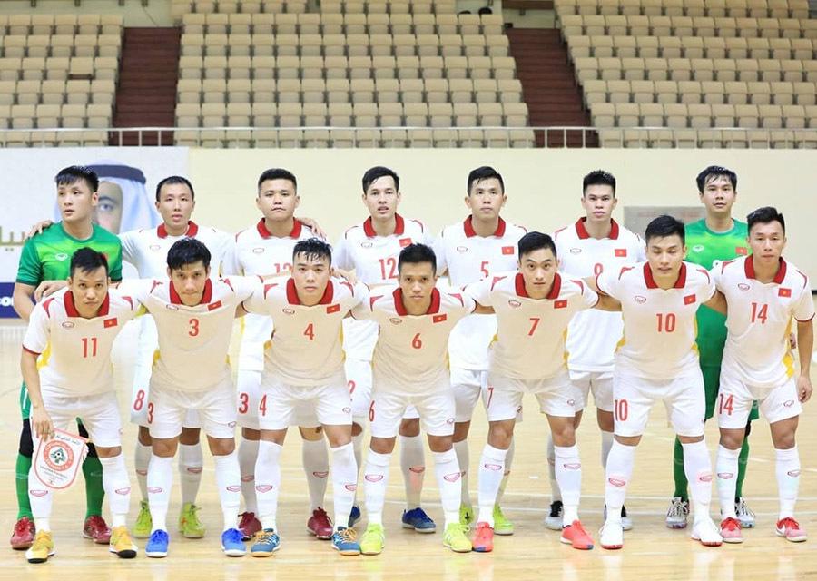 Lấy vé World  Cup, tuyển futsal Việt Nam nhận thưởng nóng 1 tỷ
