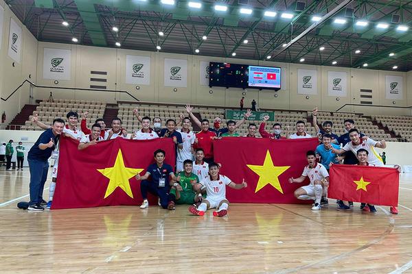 Việt Nam đụng độ Brazil ở futsal World Cup