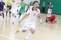 Xem bàn thắng của Châu Đoàn Phát đưa Việt Nam đi World Cup Futsal