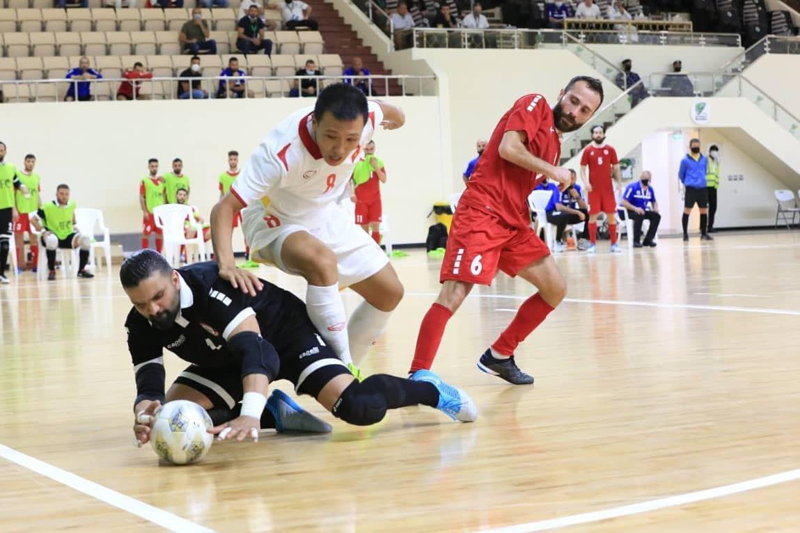 HLV Phạm Minh Giang đi vào lịch sử Futsal Việt Nam
