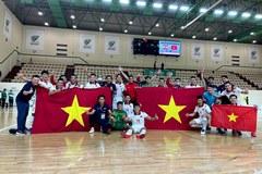 Tuyển Futsal Việt Nam lần thứ 2 đoạt vé dự World Cup