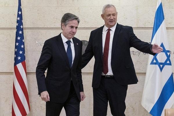 Ngoại trưởng Mỹ hội đàm với giới lãnh đạo Israel và Palestine