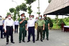 Thông báo kết luận của Thủ tướng tại cuộc họp Thường trực Chính phủ về phòng chống dịch