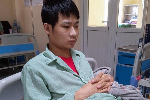 Bị suy thận, nam thanh niên đau khổ vì chưa kịp phụng dưỡng cha mẹ