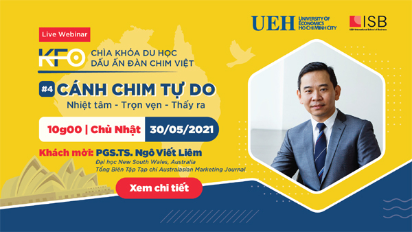 Hội thảo Đàn chim Việt: Du học xong nên ở lại hay trở về?