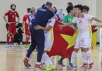 Futsal Việt Nam lấy vé World Cup: Cảm hứng cho thầy trò Park Hang Seo