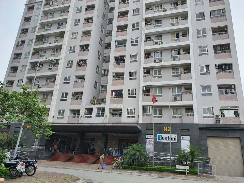 Phong tỏa tạm thời thêm chung cư ở quận Hoàng Mai và Thanh Xuân