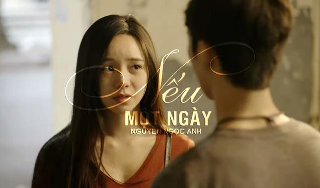 Nguyễn Ngọc Anh tiết lộ MV nhạc phim 'Hãy nói lời yêu'