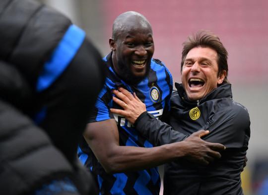 MU hưởng bộn tiền nếu Lukaku rời Inter Milan